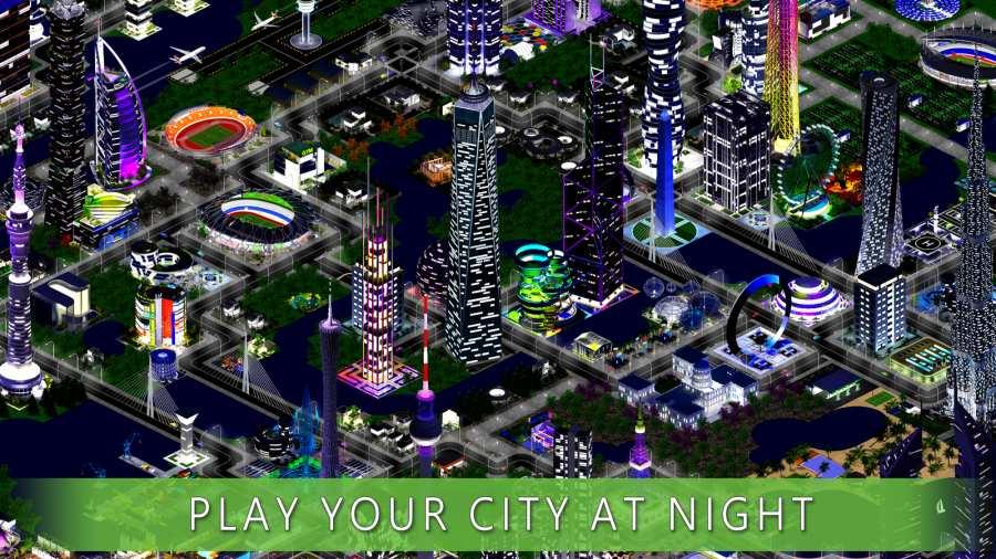城市设计:建造游戏截图4