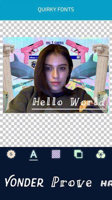 Photo Editor for R4VE截图0