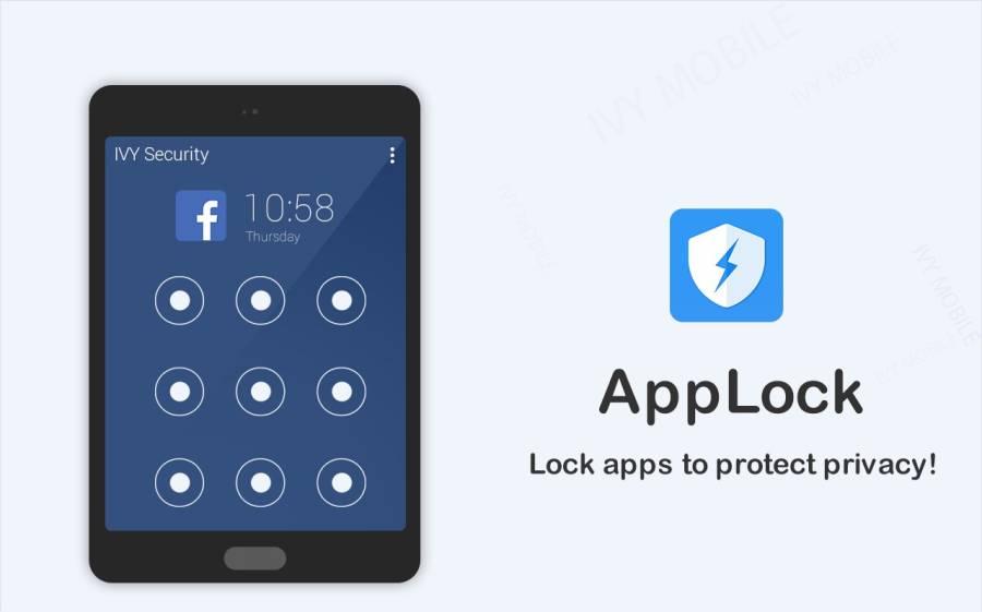 IVY安全卫士 - 杀毒 内存垃圾清理 隐私应用锁 锁图片截图10