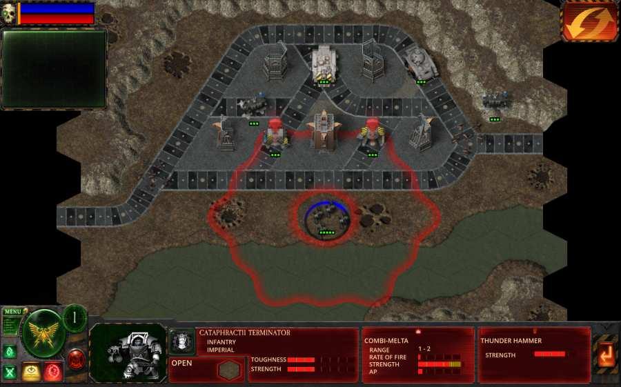 荷鲁斯叛变:塔兰之战截图0