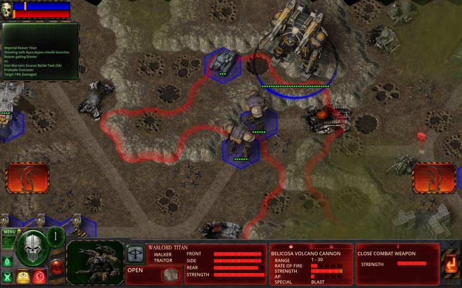 荷鲁斯叛变:塔兰之战截图4