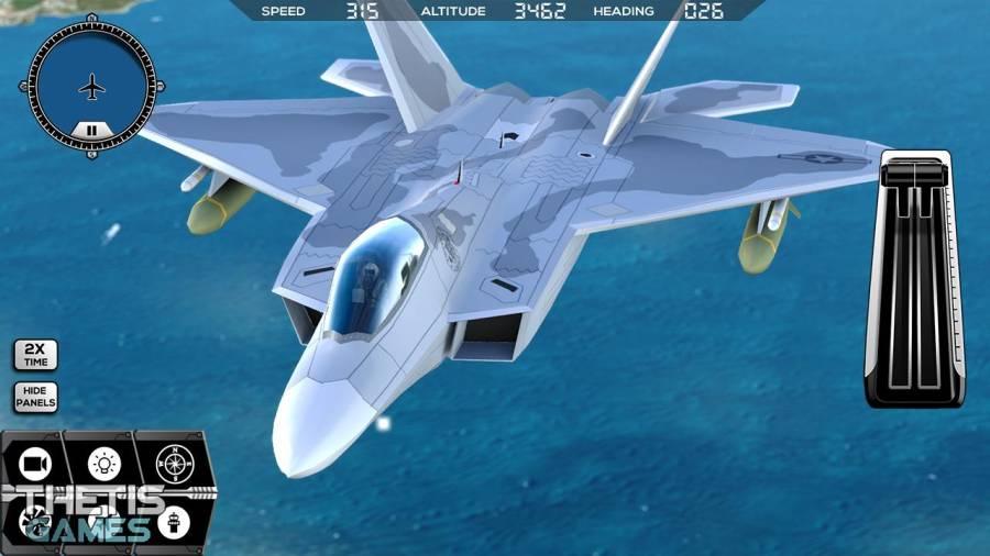飞行模拟驾驶2017截图1