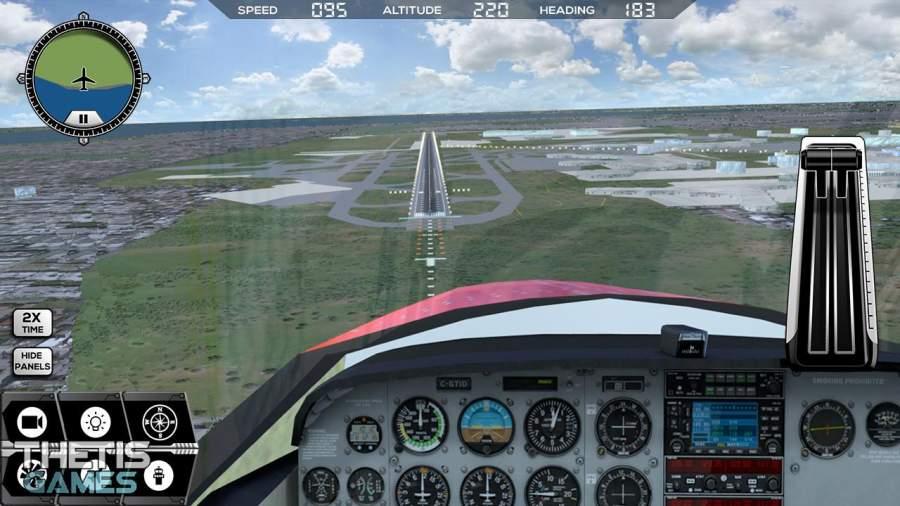 飞行模拟驾驶2017截图3