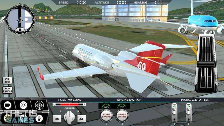 飞行模拟驾驶2017截图4