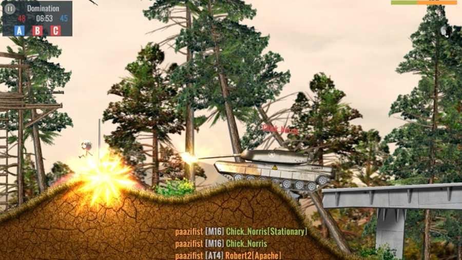 火柴人战场 高级版截图2