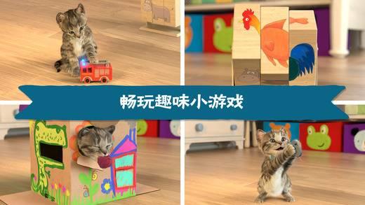 Little Kitten - 我最喜爱的猫猫截图1