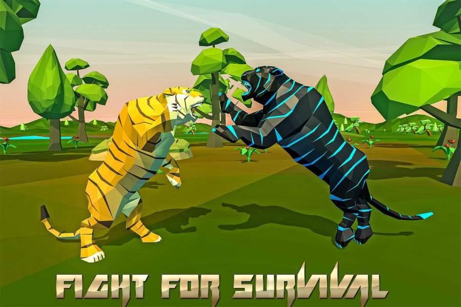 老虎模拟器幻想丛林截图2