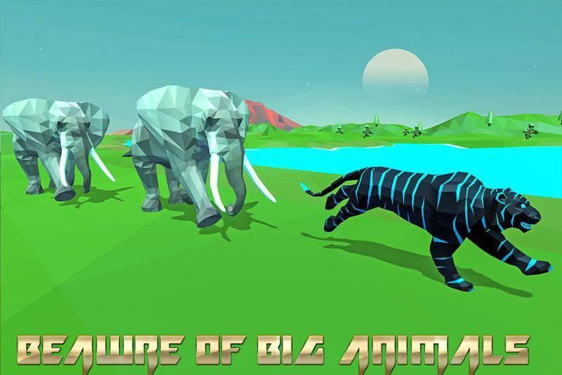 老虎模拟器幻想丛林截图3