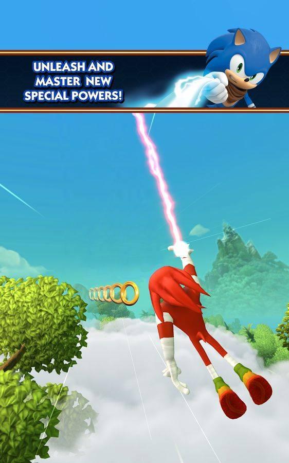 索尼克冲刺2:爆破  Sonic Dash 2:截图1