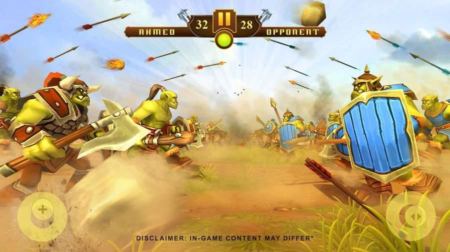 兽人史诗战斗模拟器截图3