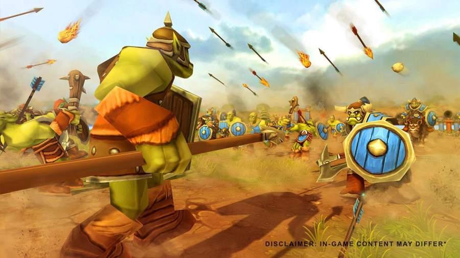 兽人史诗战斗模拟器截图4