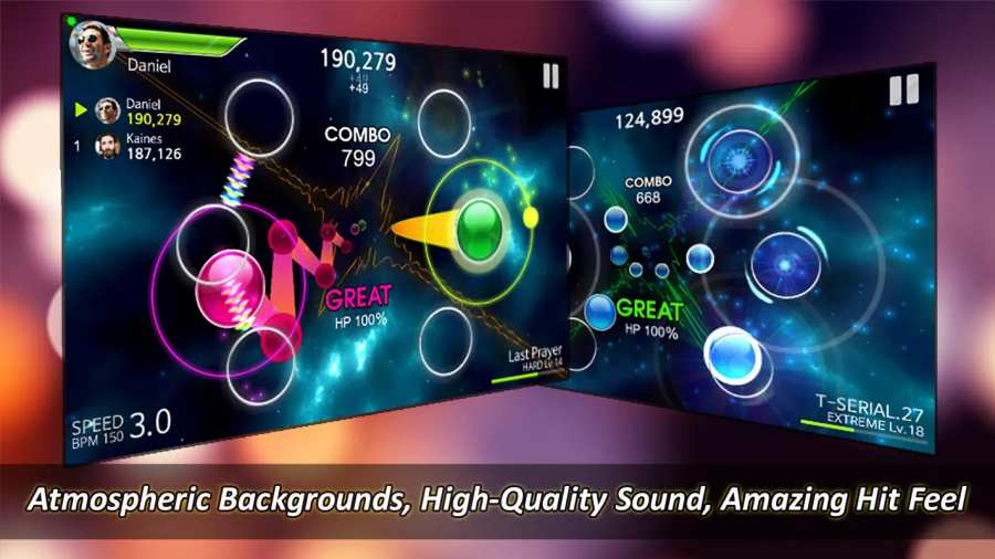 STUM - Global Rhythm Game截图1