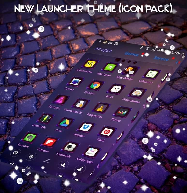 新的Launcher主題(圖標包)