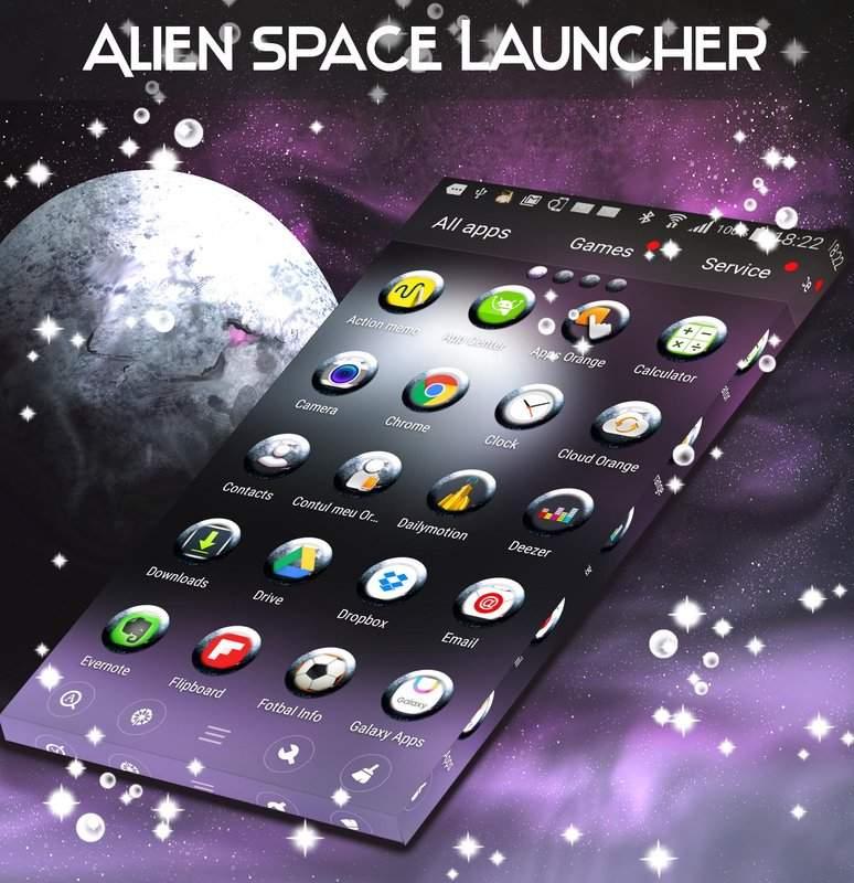 外星人空间发射器