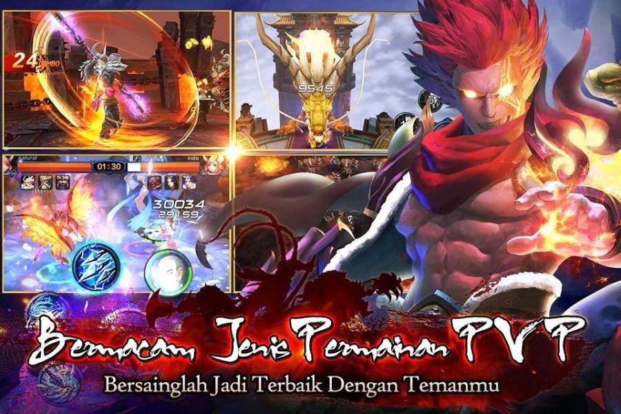 Immortal Saga截图3