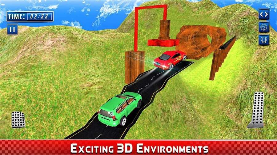 极限特技车:GT赛车截图2