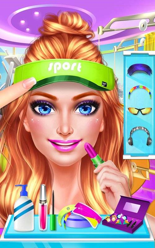 Fit Girl - Workout Beauty Spa