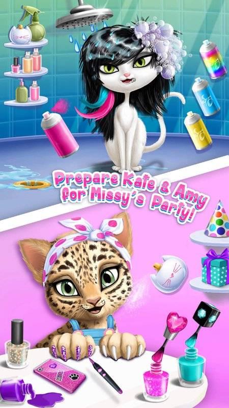 猫咪美发沙龙生日派对截图10