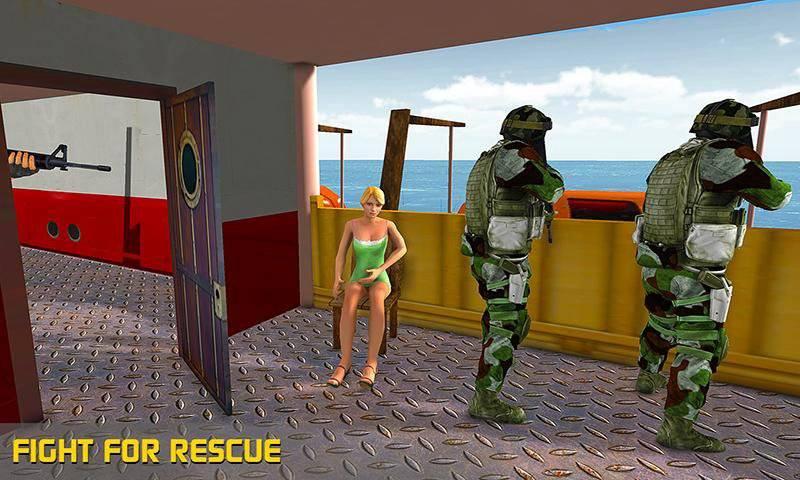 现代行动突击队FPS截图2