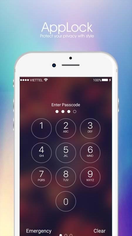 iLock - Lock for phone 8截图3