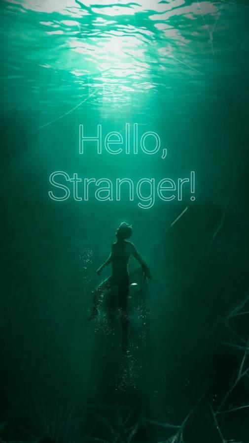 你好,陌生人!Hello,截图0