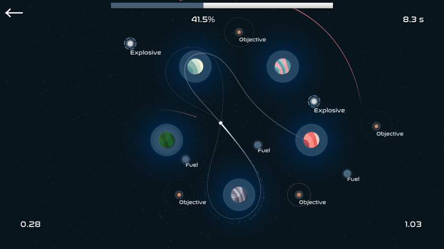 彗星之旅截图3