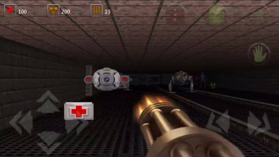 FreakLabs Underground FPS 3D