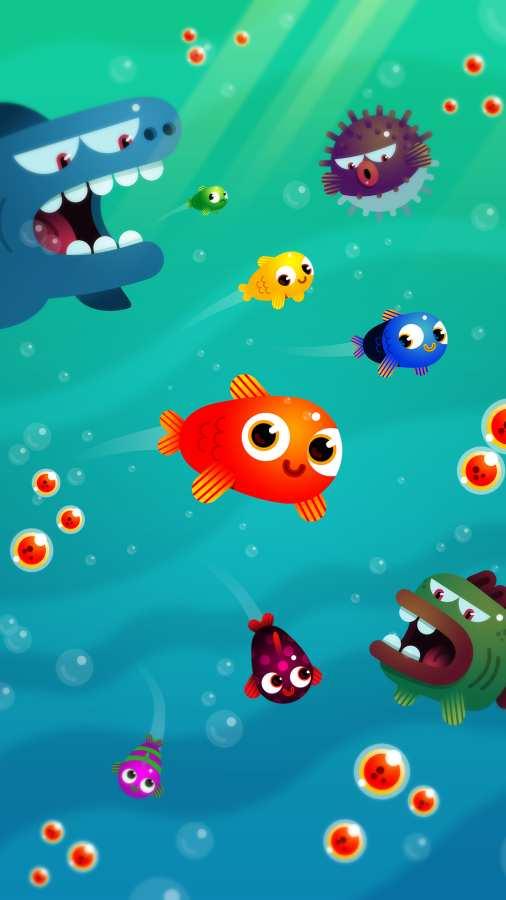 行鱼流水截图4