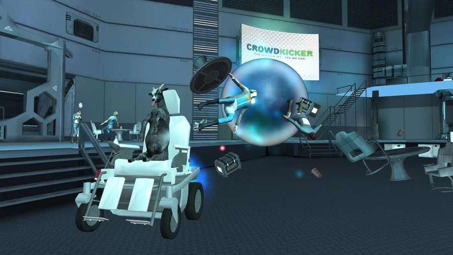 模拟山羊:太空垃圾 免验证版截图3