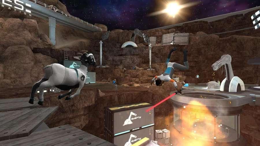 模拟山羊:太空垃圾 免验证版截图4