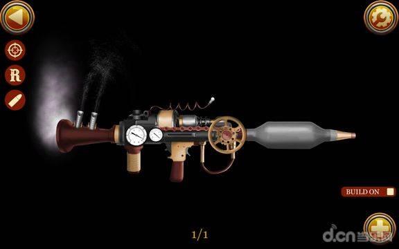 蒸汽朋克武器模拟器截图0