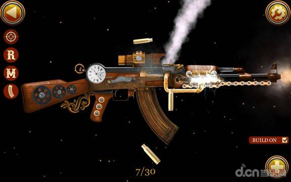 蒸汽朋克武器模拟器截图2