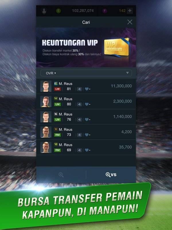 FIFA Online 3 M Indonesia截图1