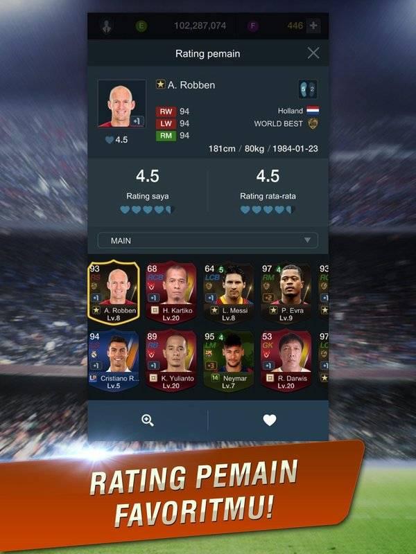 FIFA Online 3 M Indonesia截图2