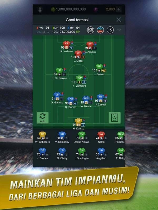 FIFA Online 3 M Indonesia截图4