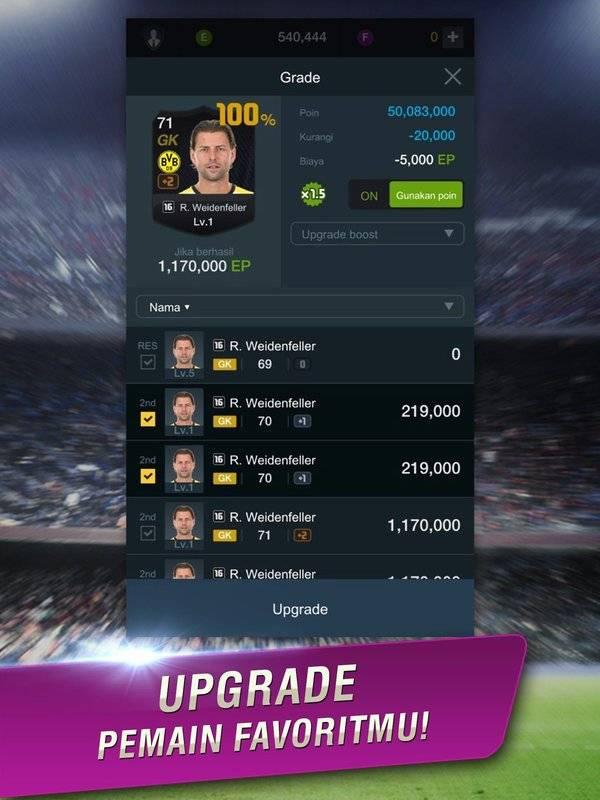 FIFA Online 3 M Indonesia截图5