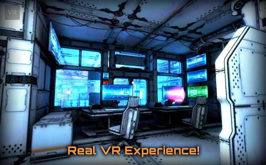 VR Spaceship截图1