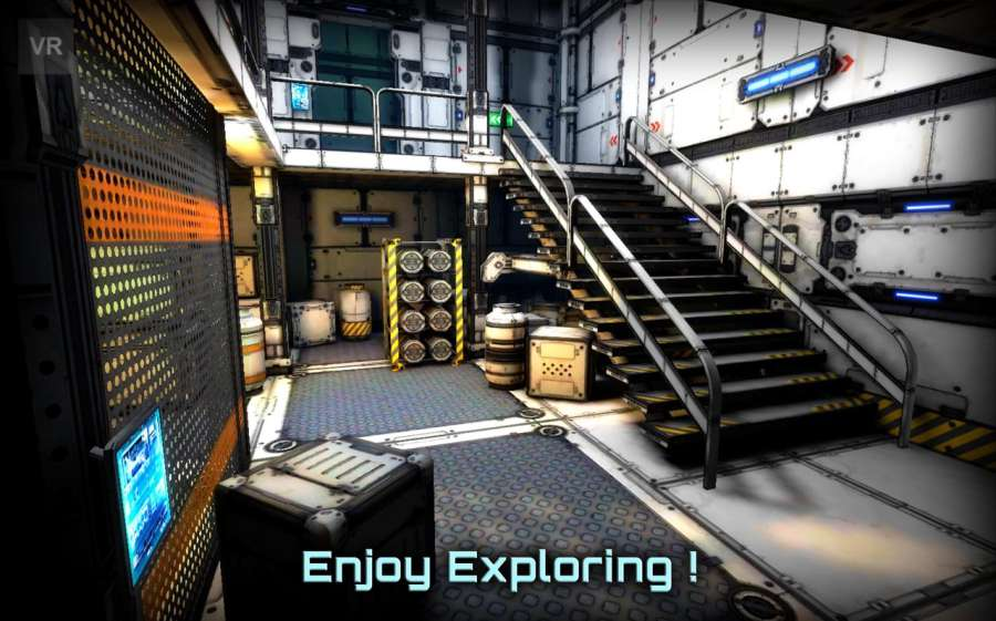 VR Spaceship截图3