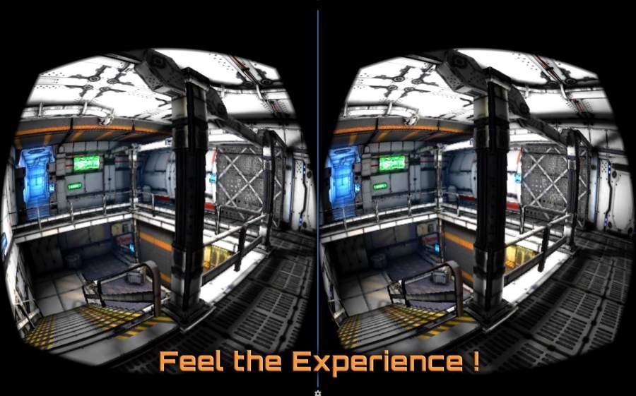 VR Spaceship截图5
