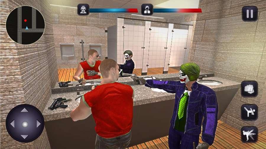 Clown Secret Stealth Mission截图0