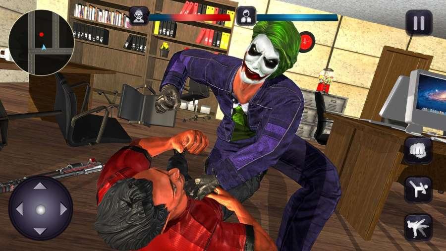 Clown Secret Stealth Mission截图2