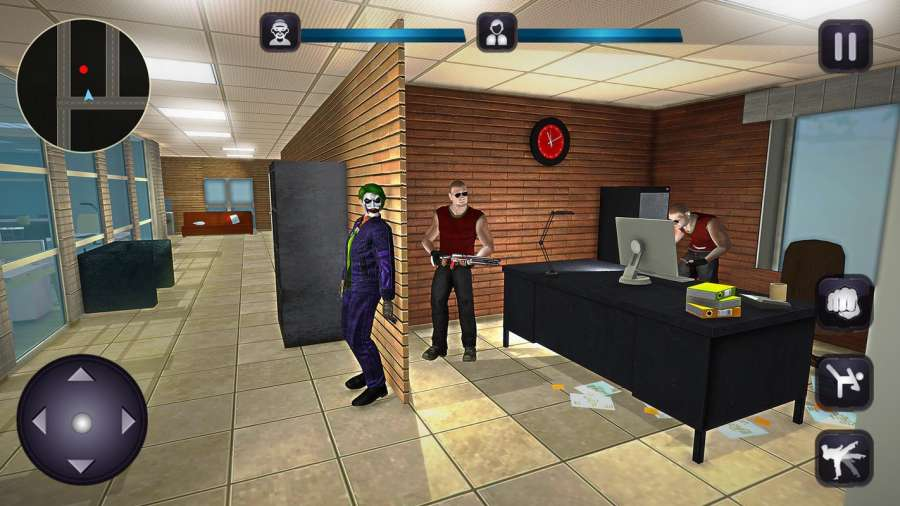 Clown Secret Stealth Mission截图5