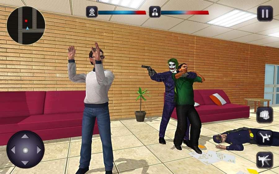 Clown Secret Stealth Mission截图6