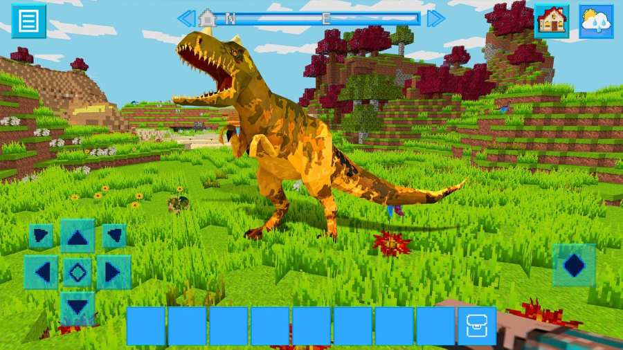 JurassicCraft Survive & Craft截图6