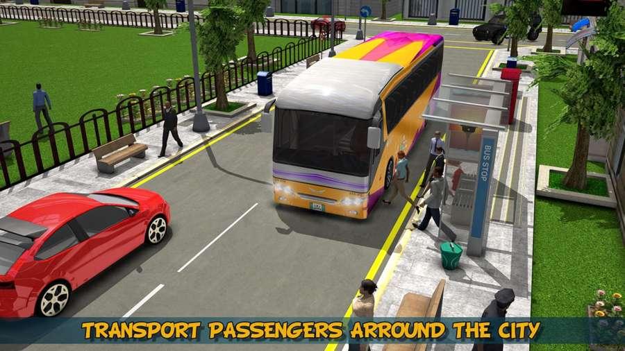 旅游巴士模拟器17截图1