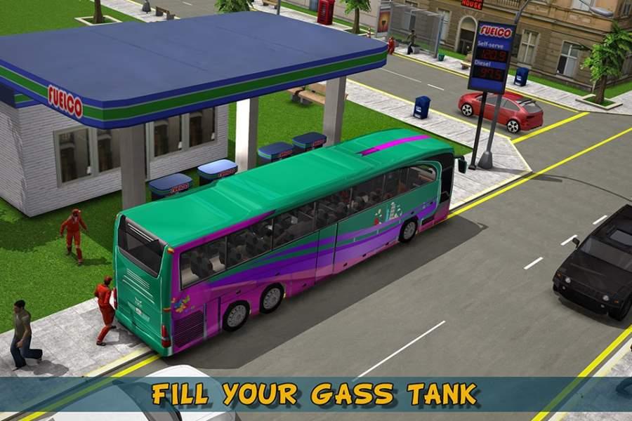 旅游巴士模拟器17截图2