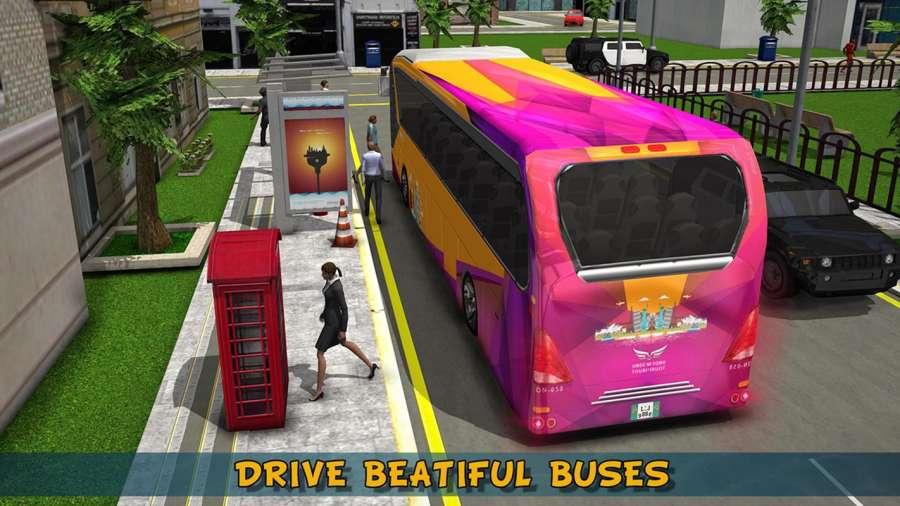 旅游巴士模拟器17截图7