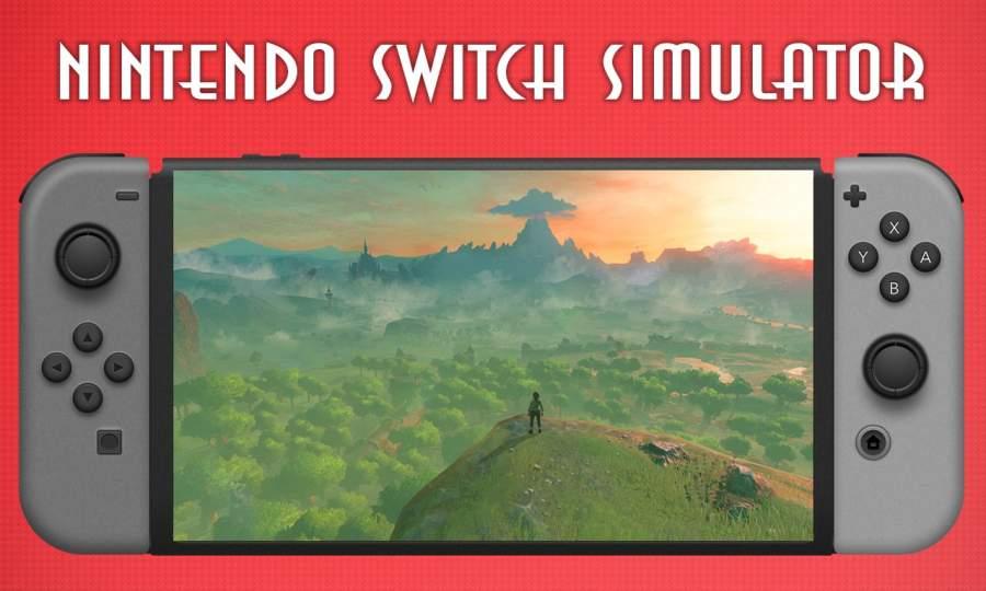 NS Emulator - Nitendo Switch截图0