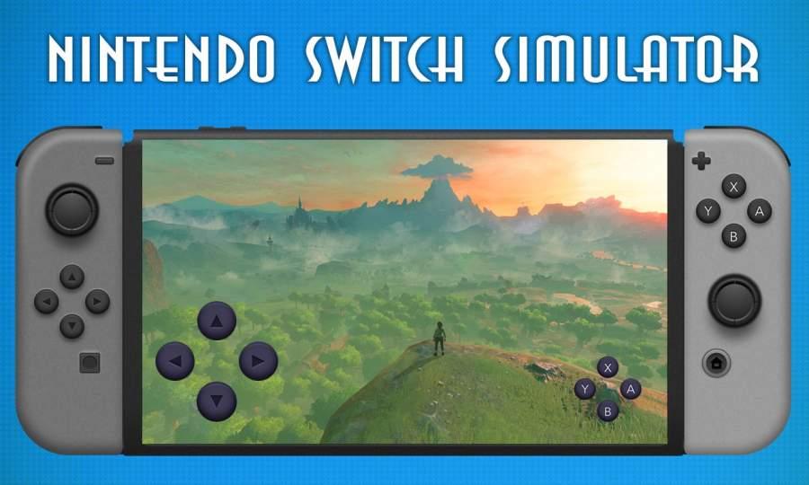 NS Emulator - Nitendo Switch截图1