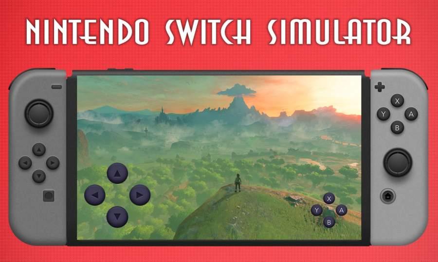 NS Emulator - Nitendo Switch截图2